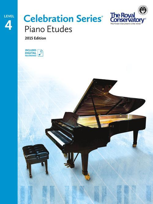 RCM Piano Etudes 2015 Level 4