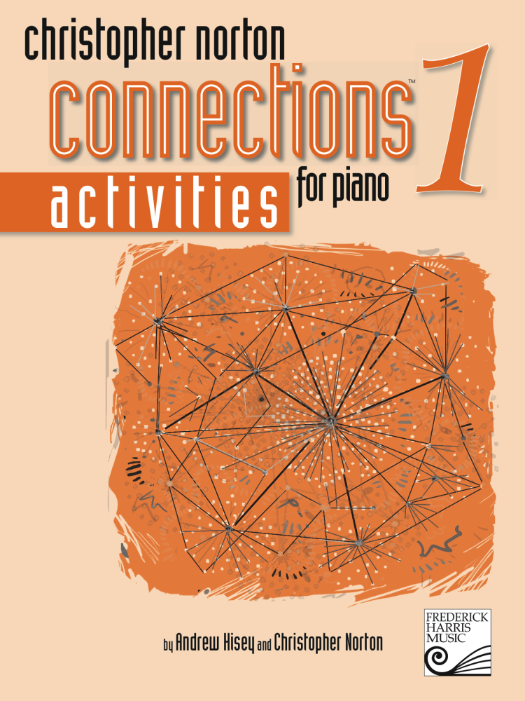 Connections For Piano - Activities Book 1, Christopher Norton