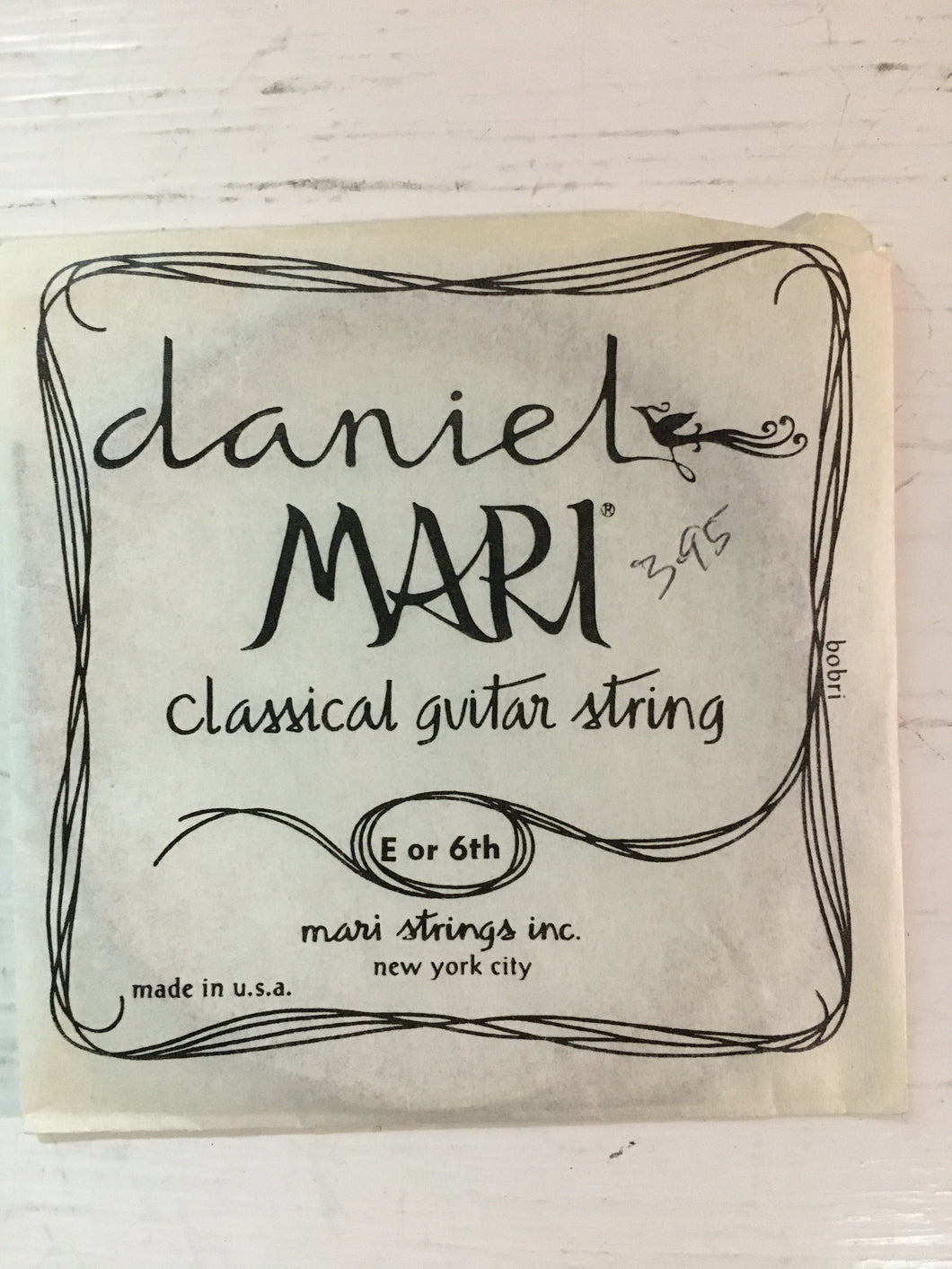 Classical Single Strings - Daniel Mari Classical Guitar String Low E
