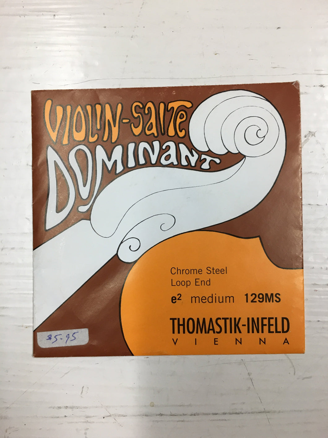 Violin E-String 4/4 - Dominant