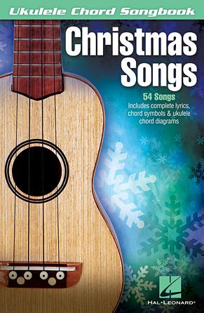 Christmas Songs (Ukulele Chord Book)