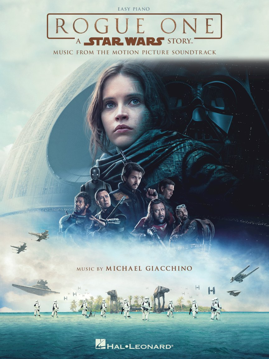 Rogue One - A Star Wars Story - Easy Piano, Michael Giacchino