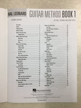 Load image into Gallery viewer, Hal Leonard Guitar Method : Book 1, Schmid and Koch