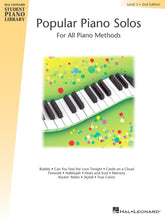 Load image into Gallery viewer, Hal Leonard Popular Piano Solos - 3
