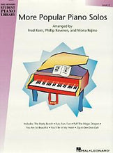 Load image into Gallery viewer, Hal Leonard More Popular Piano Solos - 2