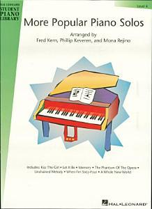 Hal Leonard More Popular Piano Solos - 4