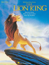 Load image into Gallery viewer, The Lion King, Elton John and Tim Rice