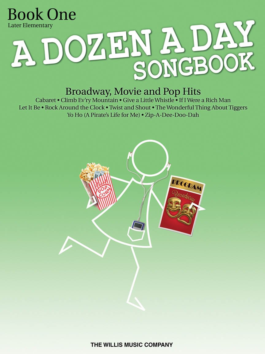 A Dozen a Day Songbook ONE (Later Elementary)