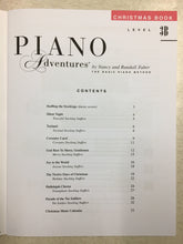 Load image into Gallery viewer, Piano Adventures Christmas Book Level 3B