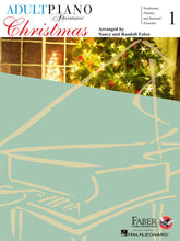 Load image into Gallery viewer, Adult Piano Adventures Christmas Book 1, Faber