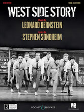 Load image into Gallery viewer, West Side Story, Bernstein and Sondheim