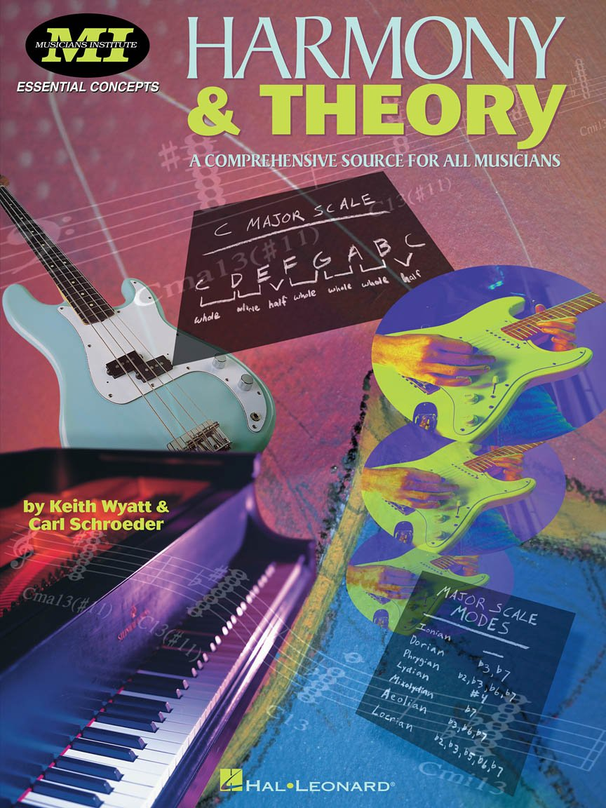 Harmony and Theory (for Guitar), Schoeder & Wyatt