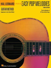 Load image into Gallery viewer, Hal Leonard Guitar Method : More Easy Pop Melodies