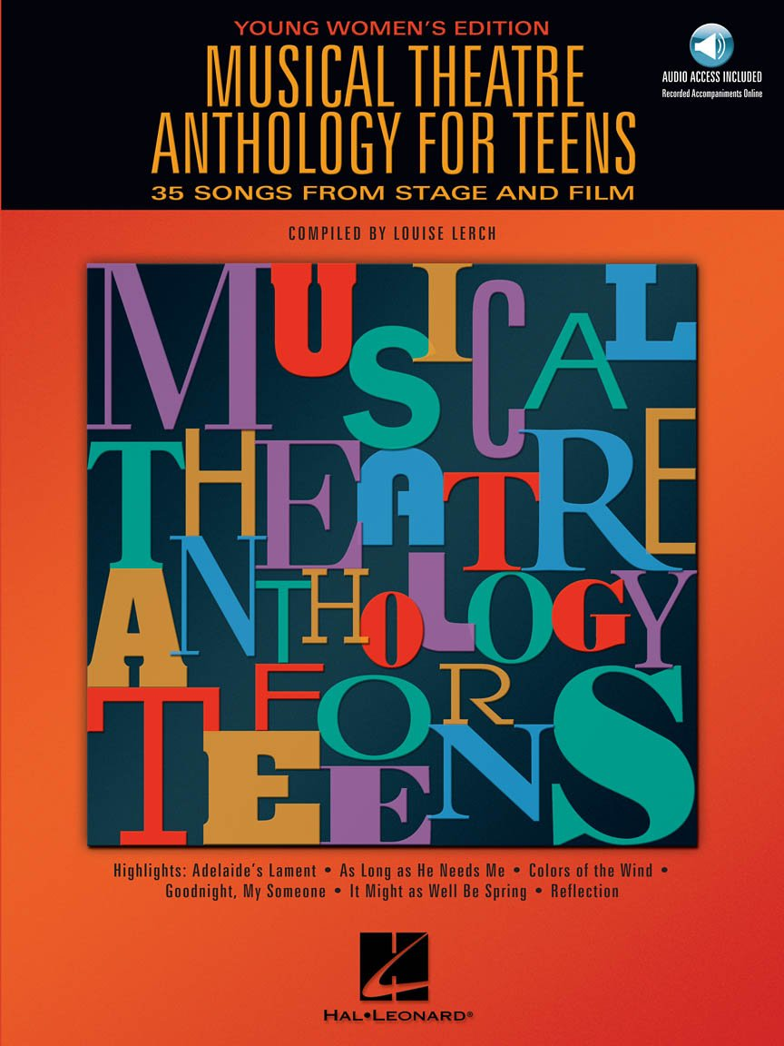 Musical Theatre Anthology for Women / Teens, Louise Lerch