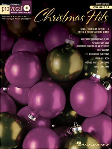 Christmas Hits with CD (Women's Edition) Vol. 39