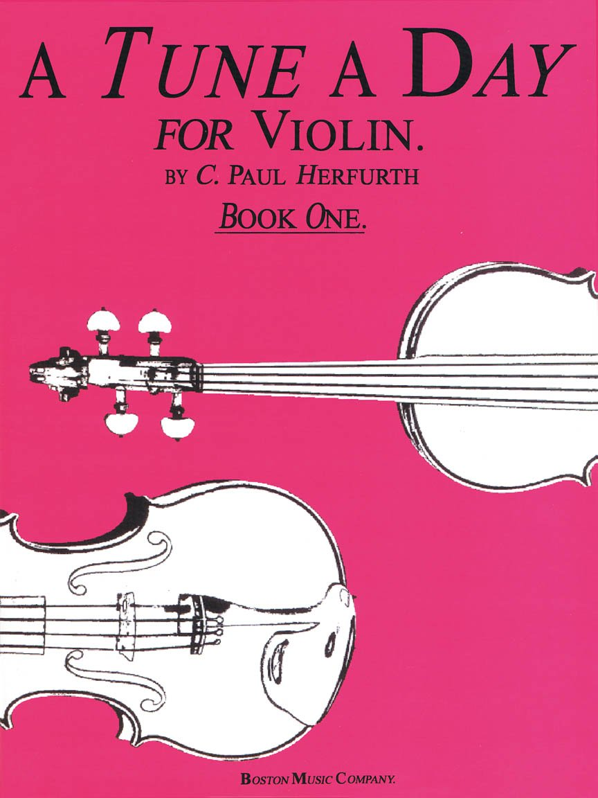 A Tune a Day for the Violin