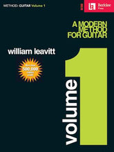 Load image into Gallery viewer, A Modern Meth. for Guitar: Volume 1, William Leavitt