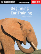 Load image into Gallery viewer, Ear Training Exercises w/CD, Gilson Schachnik