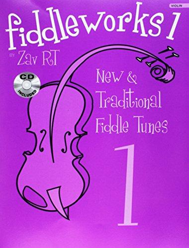 Fiddle Works 1 with CD, Zav RT