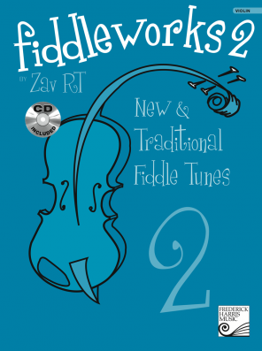 Fiddle Works 2 with CD, Zav RT