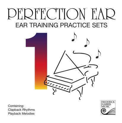 Perfection Ear Training 1 - CD