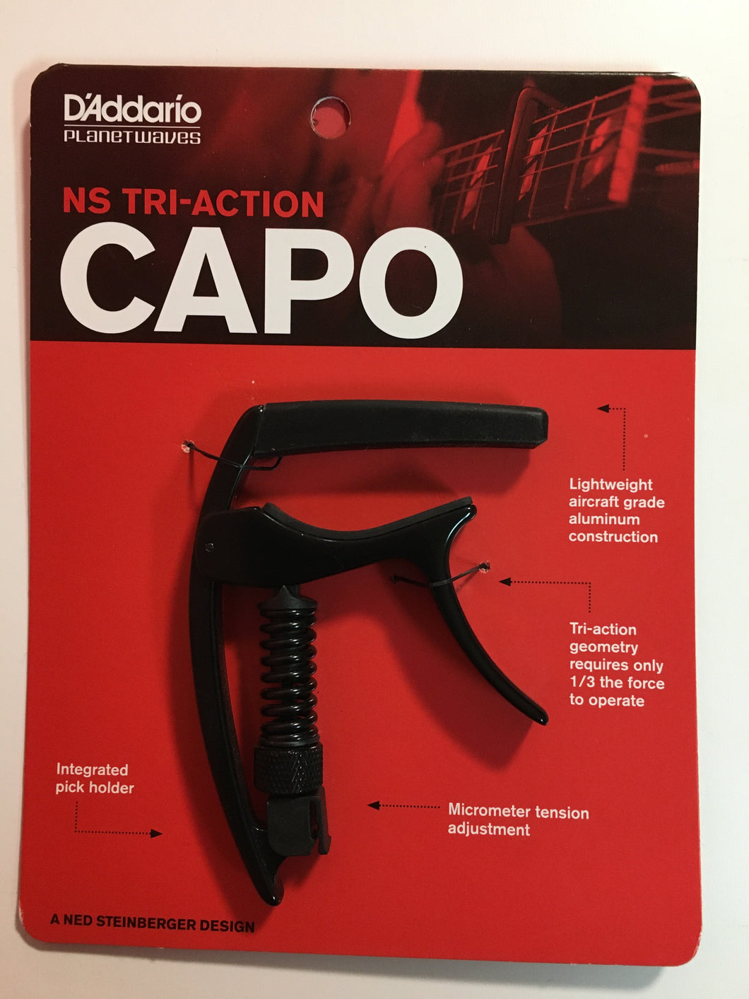 Capo - Ns Tri-action Capo