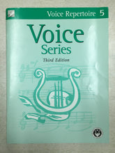 Load image into Gallery viewer, Voice Repertoire 2005 Grade 5 - 3rd Edition