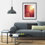 Sun Dawn- Nature themed illustration perfect for an interior makeover at home or office