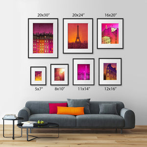 New Day- Motivation filled paintings inspired from natural views of Paris at reasonable price