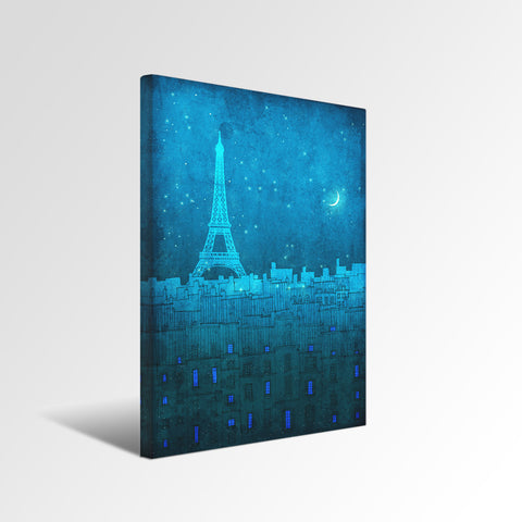 ANY ILLUSTRATIONS AS CANVAS PRINT - VARIETY OF SIZES