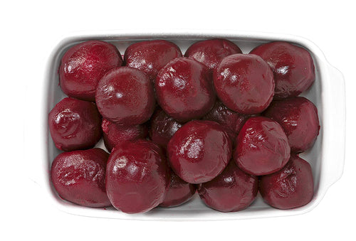 "Gefen ""Red Beets"" Whole, Peeled, Cooked, Ready to Eat, Vacuum Packed (3 x 17.6oz Bags)"