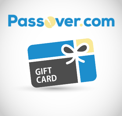 Passover.com Gift Card