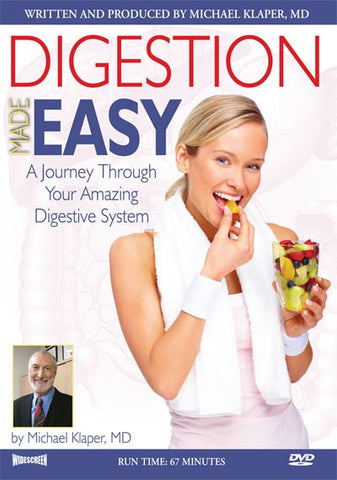 Digestion Made Easy with Michael Klaper, MD