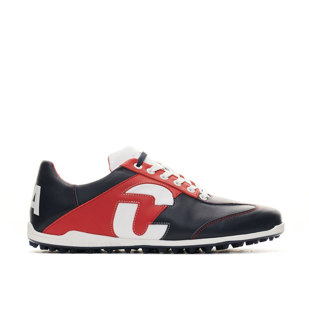 Kubaneo Navy Heren Golf Schoen