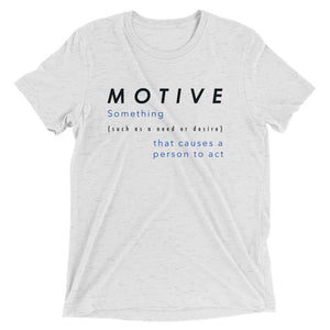 Motive Definition Short sleeve t-shirt