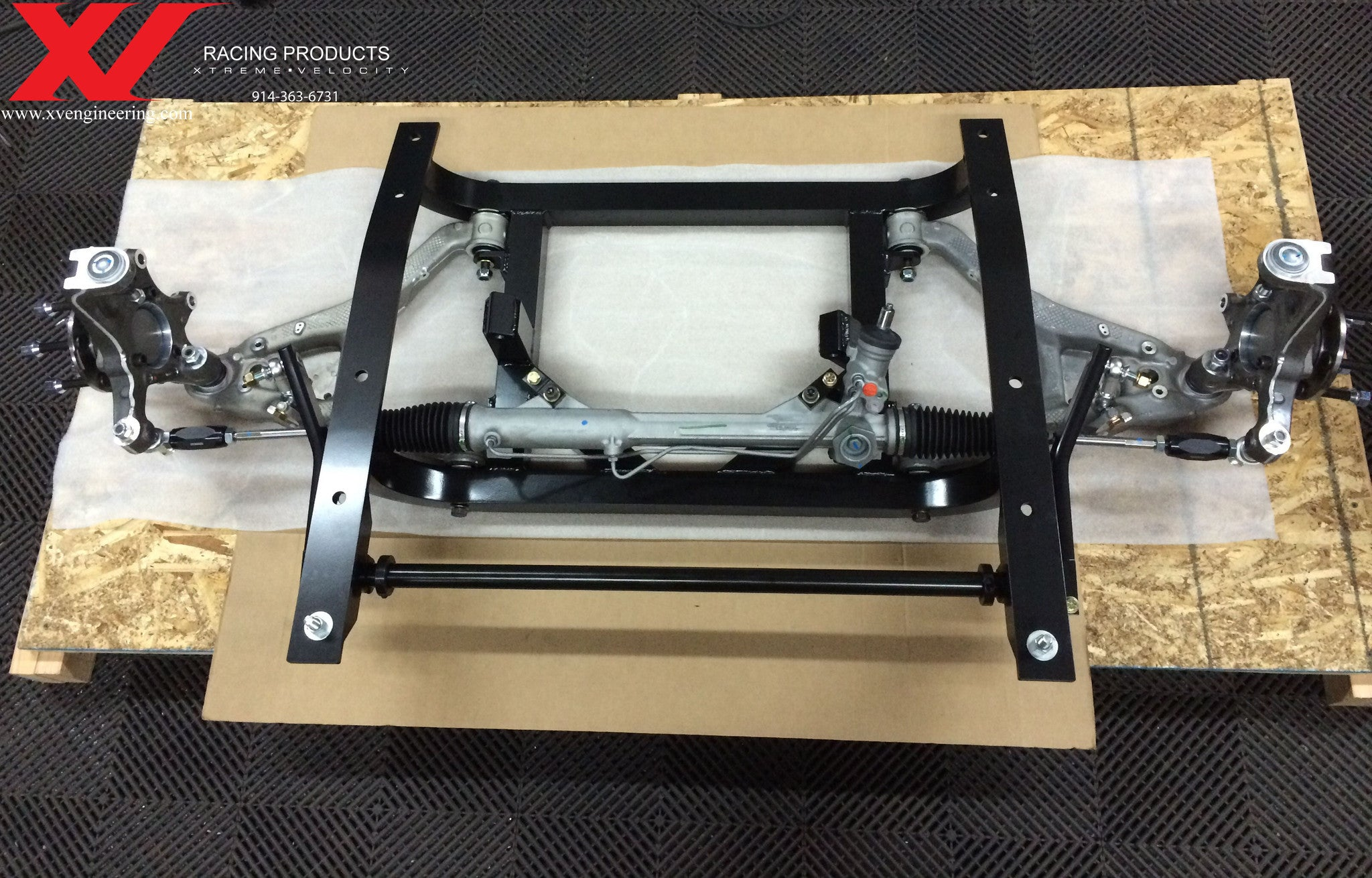 XV LEVEL II FRONT SUSPENSION for B and E Body Mopars