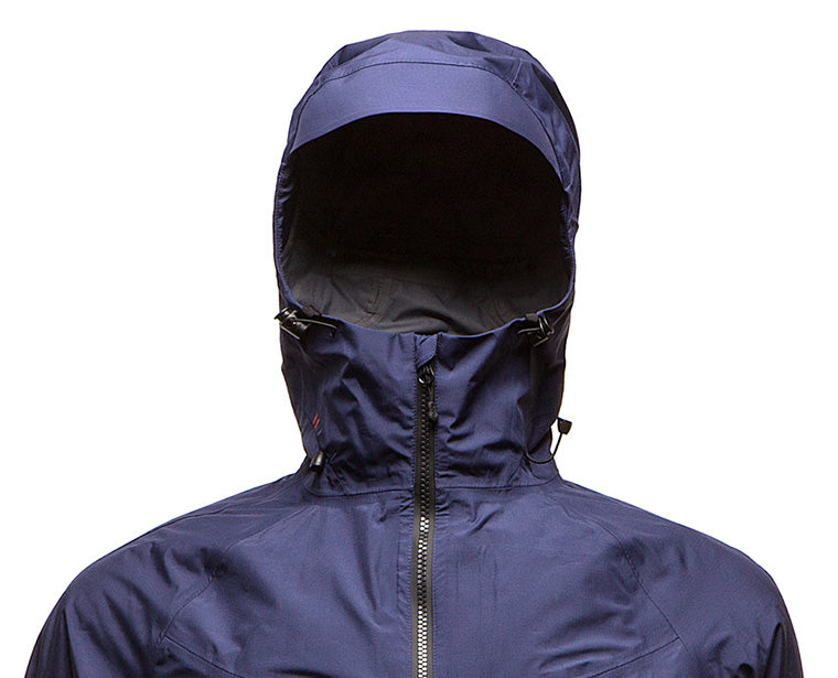 Women's Shell Hood Midnight
