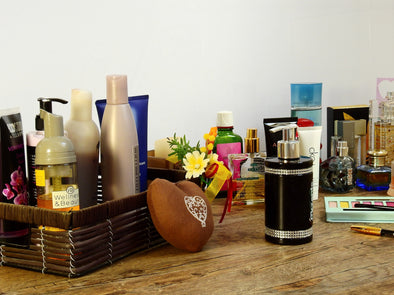 fragrances in cosmetics