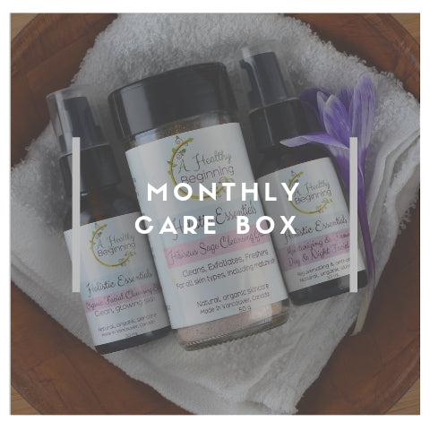 Monthly Care Box