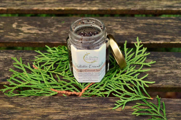 Coffee Coconut Body Scrub-A Healthy Beginning
