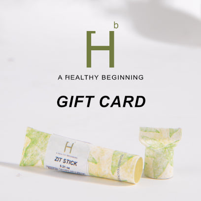 A Healthy Beginning Gift Card