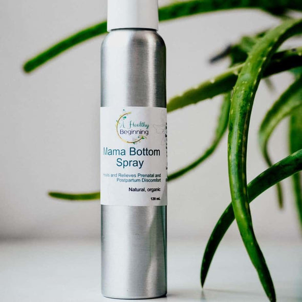 Mama Bottom Spray-A Healthy Beginning