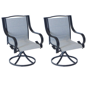 Denali Swing Dining Chairs - 2 Pack