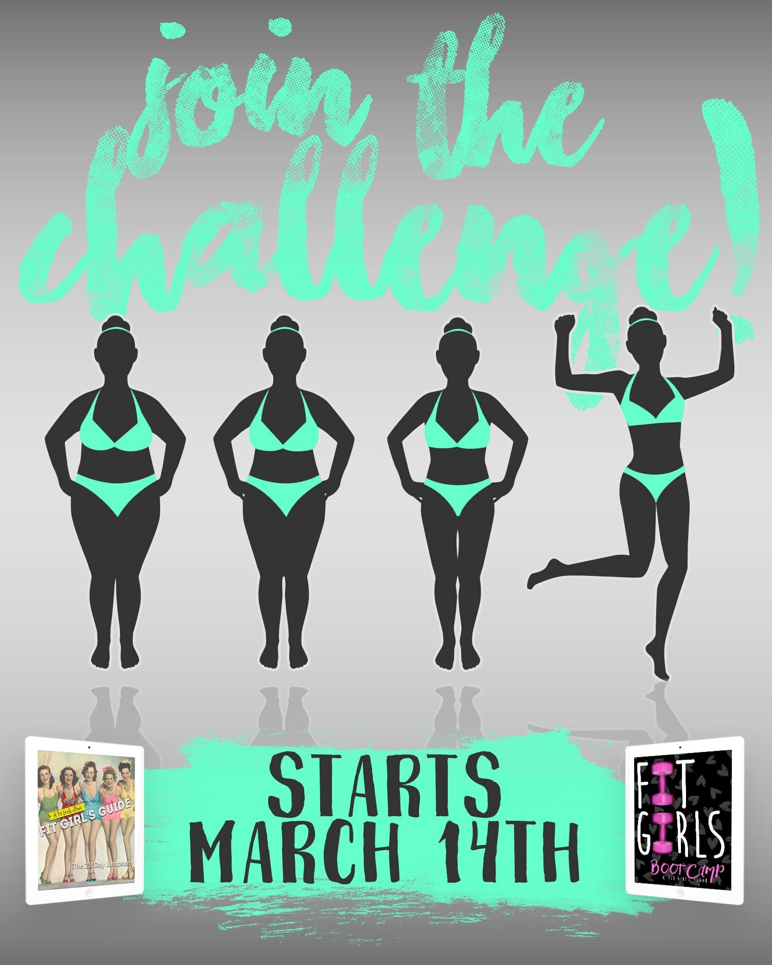 Fit Girls Guide - March 14th Challenge