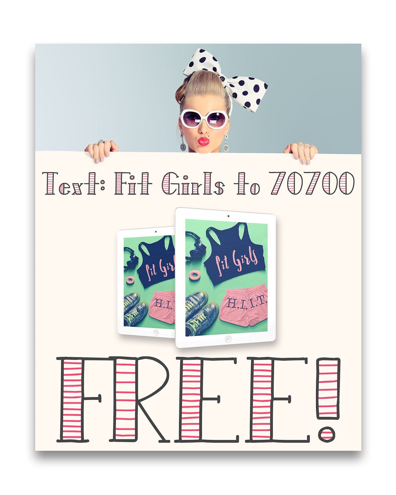 Fit Girls Freebie