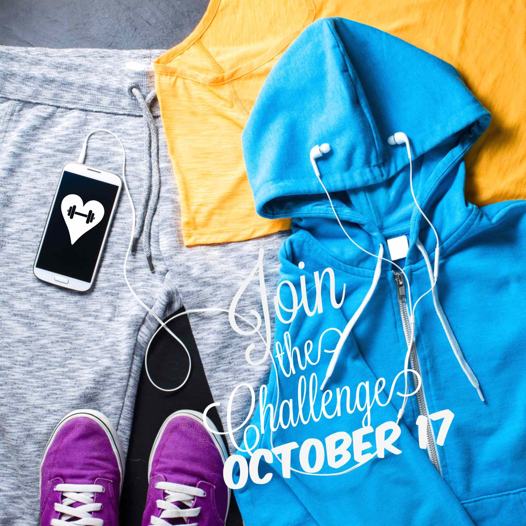 Fit Girls October 17th Challenge