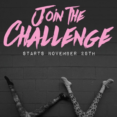 Fit Girls November 28th Group Challenge