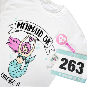 Mermaid 5k Anniversary