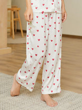 Load image into Gallery viewer, Heart Printed Sleepwear bottom