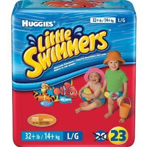 Huggies Swim Diapers - Swimventory